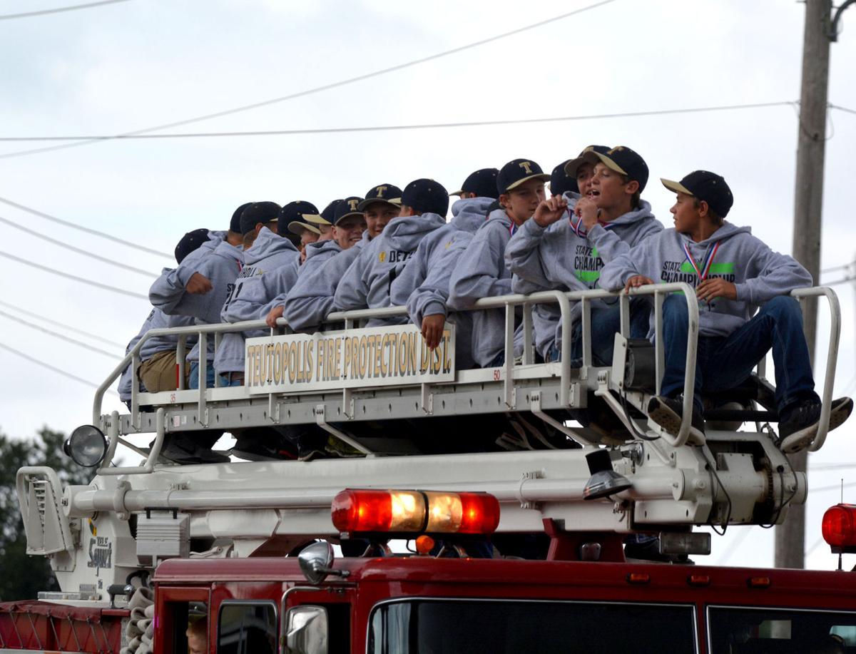 Illinois effingham county teutopolis - Teutopolis Junior High Baseball