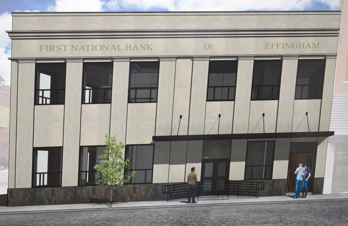 Effingham considers facade rehabilitation project