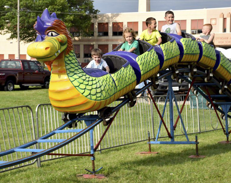 Entertainment, food, prizes at Sacred Heart Picnic