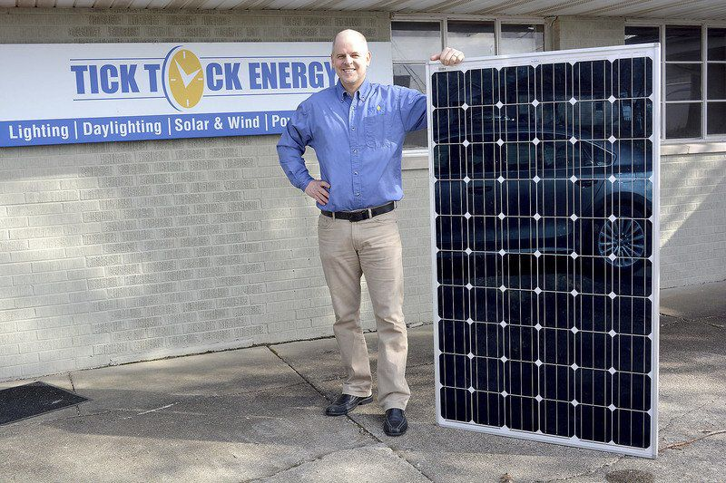 Effingham company helping state lead in solar energy jobs | Local