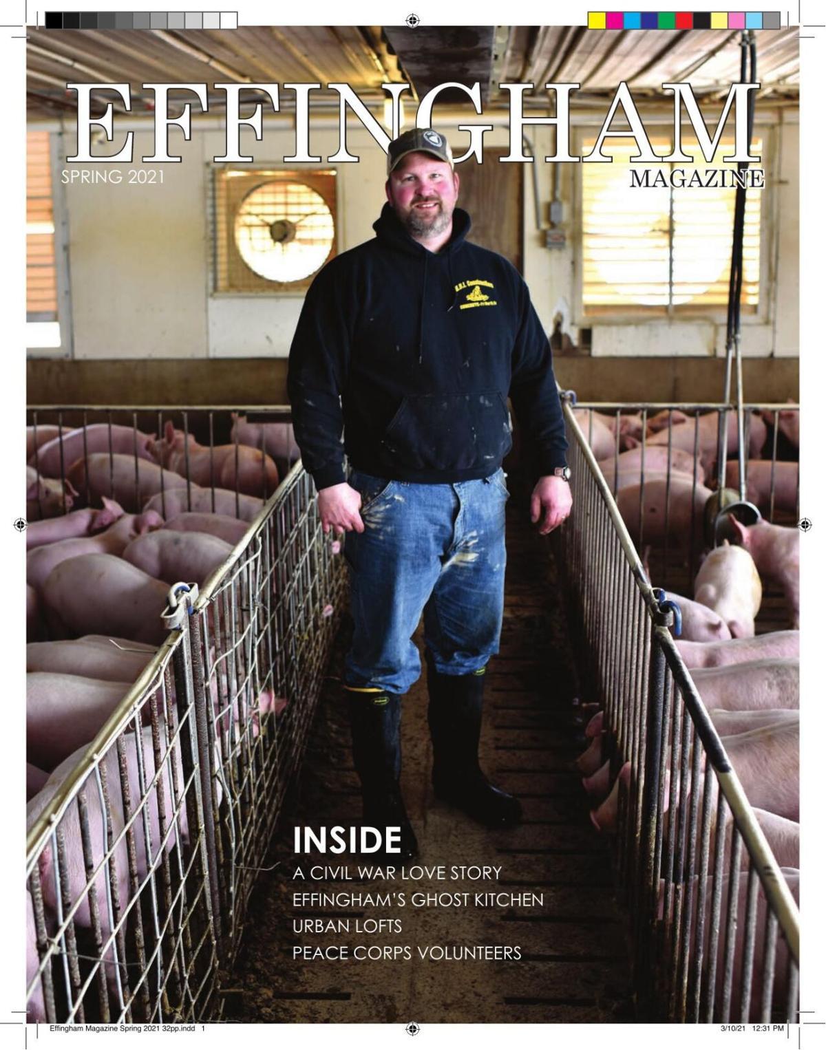 Effingham Magazine Spring 2021