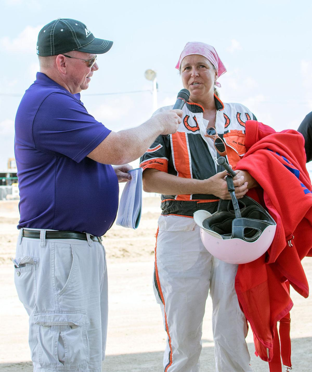 Altamont native, breast cancer survivor wins first race in four years