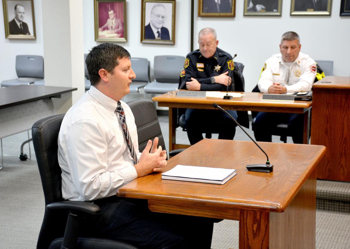 Effingham amends definition of 'drug free' work place