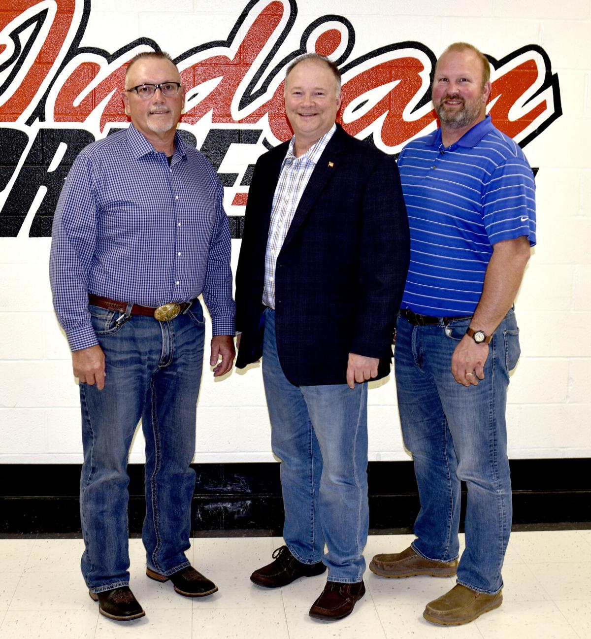 Altamont school board elects new officers
