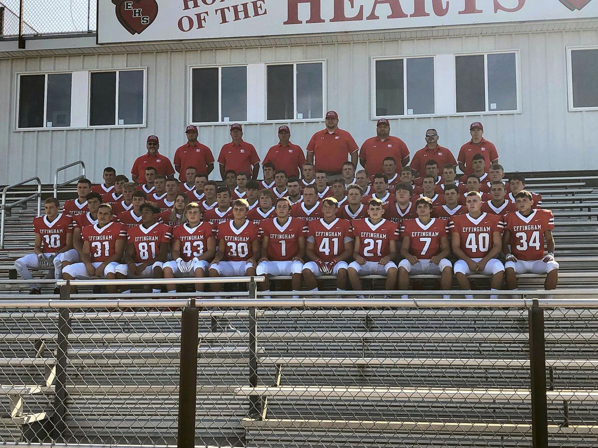 Hearts Team photo