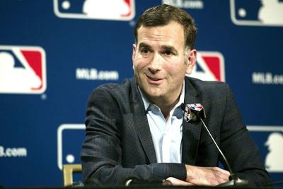 GM Rick Hahn stays busy as White Sox continue to rebuild