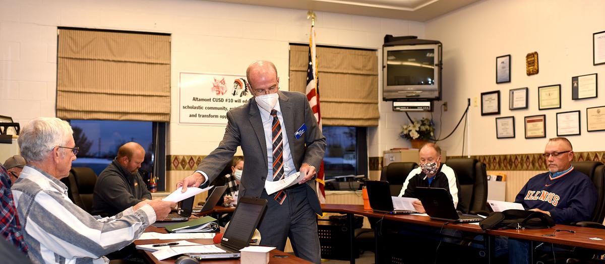 Altamont Board of Education seeks new superintendent
