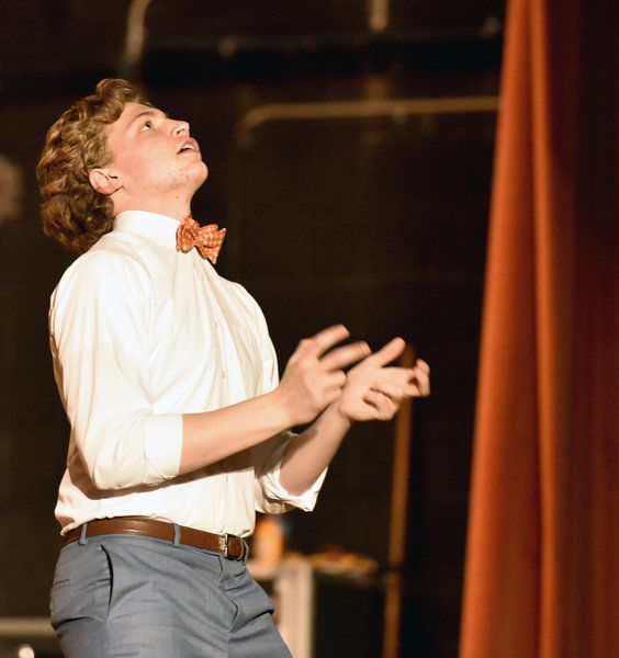 Jacob Crow earns title of 'Mr. Indian' 2017