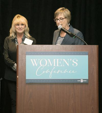 Carol Jo Fritts honored with  Illinois Bankers President's Award