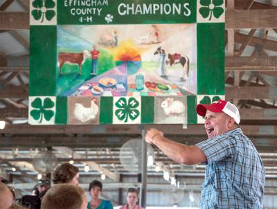 A cut in state funding could put some county fairs at risk