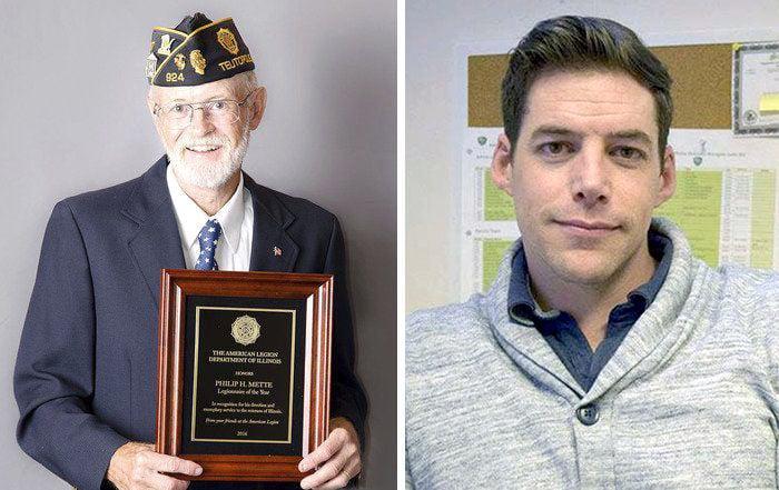 2 area veterans on 'Honor 200' list