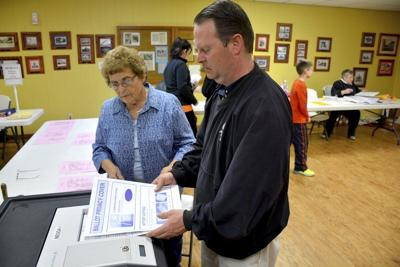 Neoga voters reject tax hike for school district