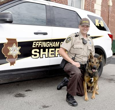 Effingham County Deputy recognized for saving life