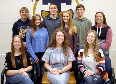 Teutopolis High School Homecoming candidates announced