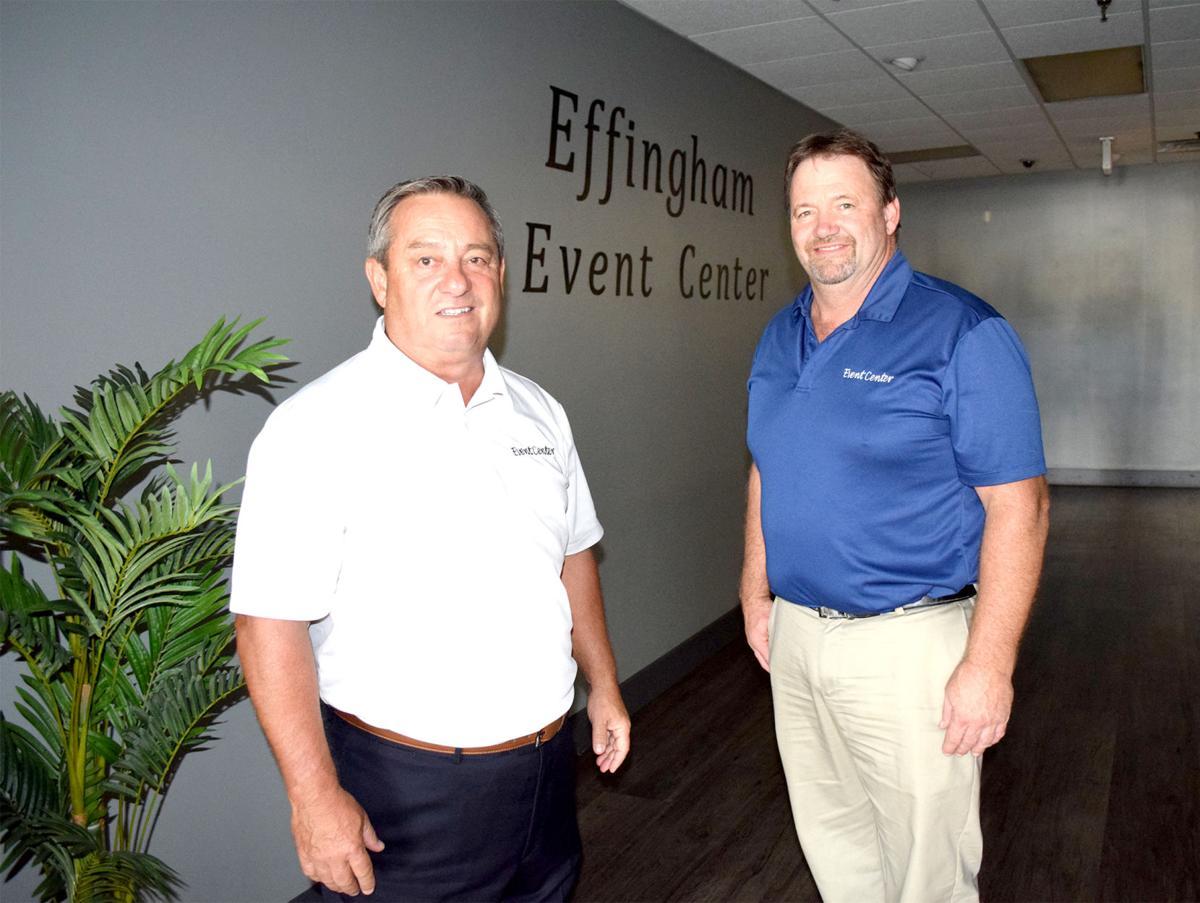 Effingham Event Center to change leadership