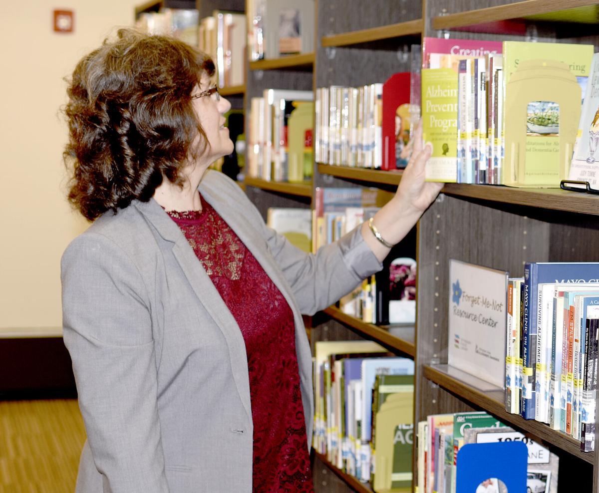 Dieterich woman receives Governor's volunteer award