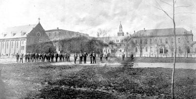 EDN Bicentennial Series: Seminary and college built during Civil War