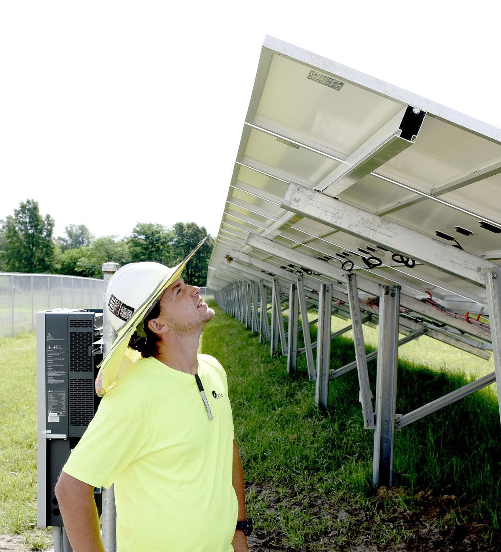 Altamont closer to solar power