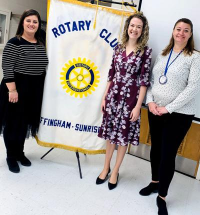 Sunrise Rotary learns about upcoming mission trip