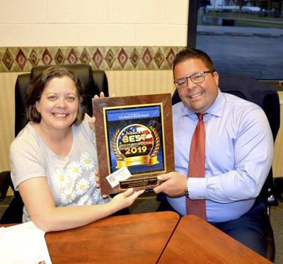 Altamont H.S. recognized by national magazine