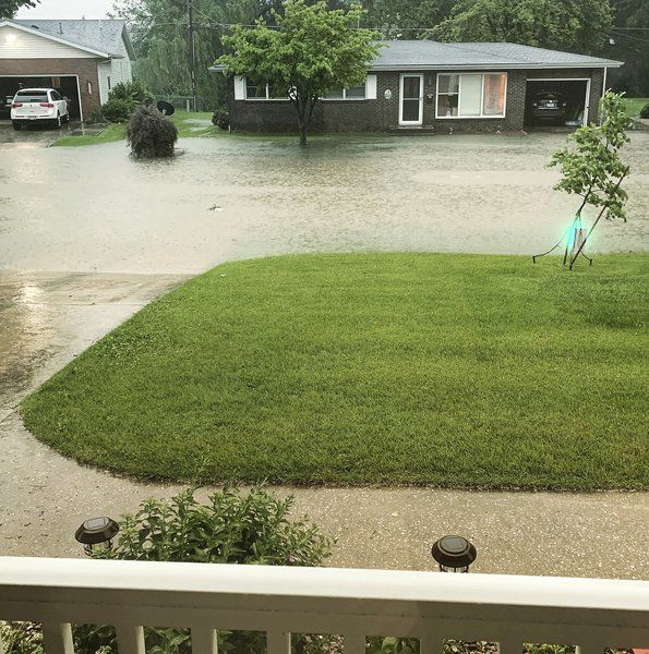 Drying Out: Effingham County Recovering From Torrential