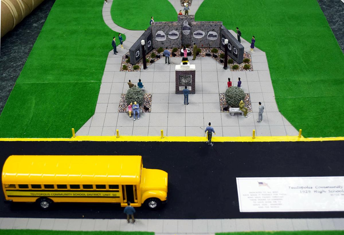 Unit 50 hears plan for memorial at high school