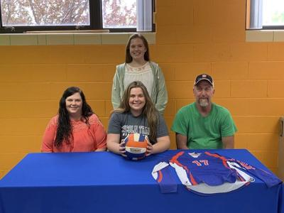 Weidner signs to Lincoln Trail College