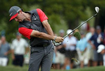 McIlroy shoots 66, comes within one shot of leaders