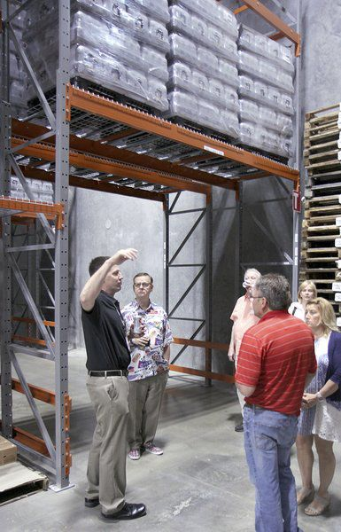 New site opened for Koerner Distributor, Inc.