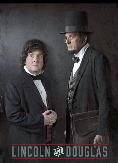 Lincoln and Douglas Debate comes to Effingham Oct. 19