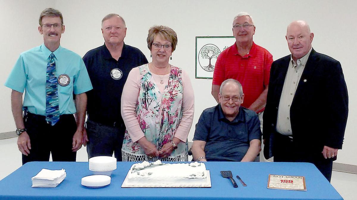 Effingham Sunrise Rotary turns 25