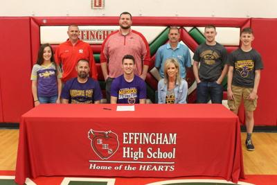 Wolfe signs letter of intent