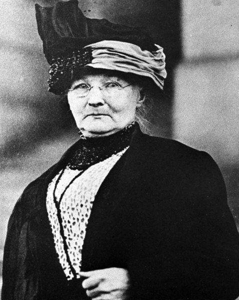 Mother Jones lit a fire under laborers to claim their rights and rewards
