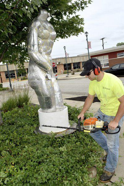 Annual sculpture walk set June 30 and July 21