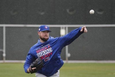 Minor opening for Rangers against Cubs and former Texas aces