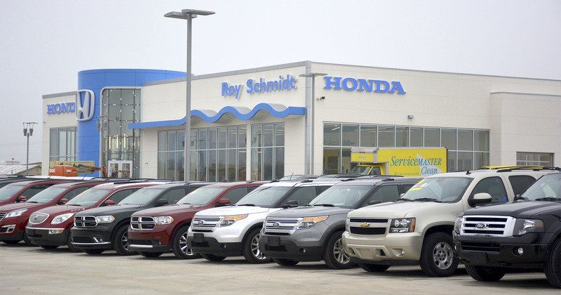 New honda dealership opens monday in effingham local for Chicago honda dealers