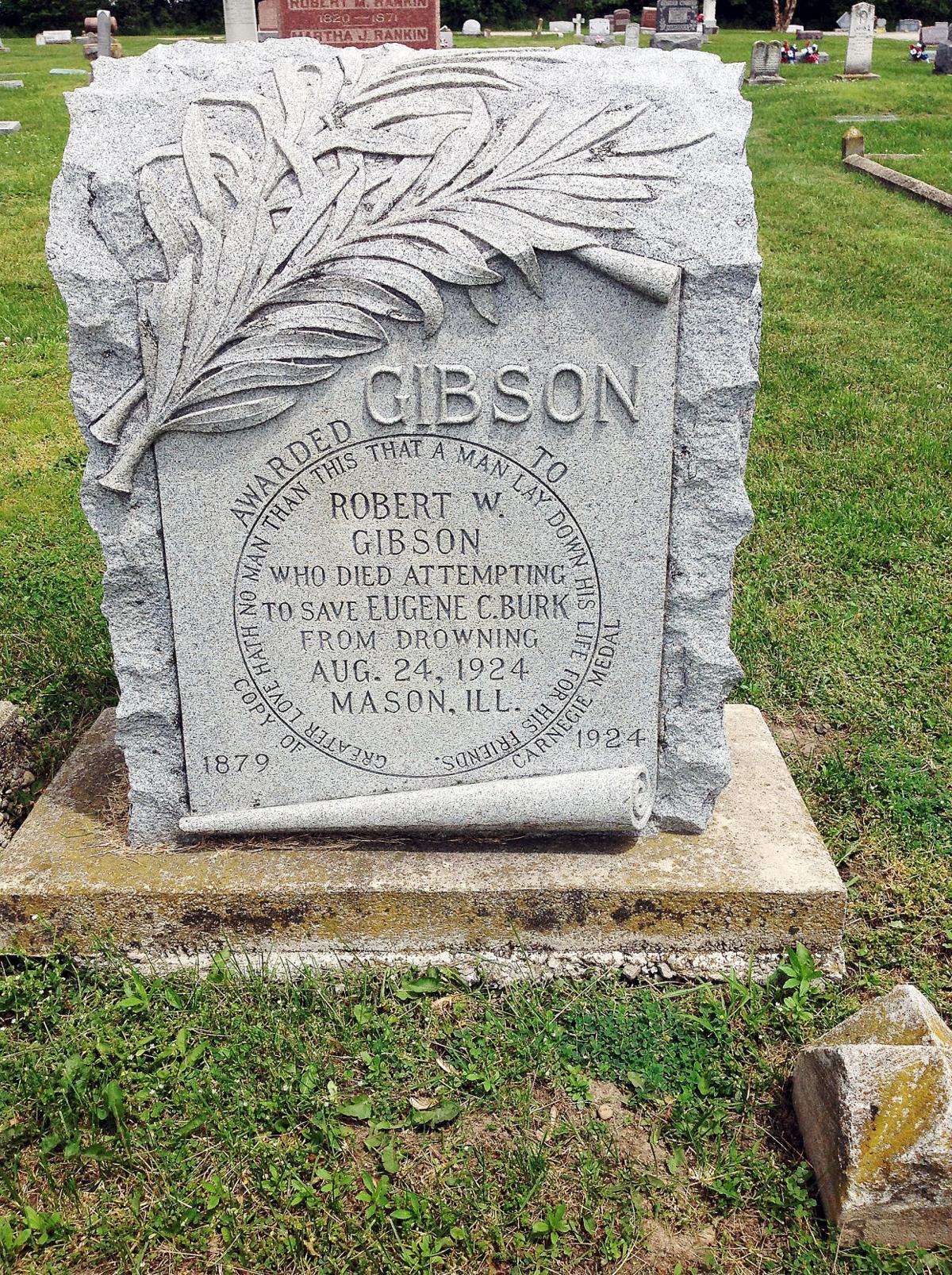 robert gibson tombstone mason il 1924.jpg
