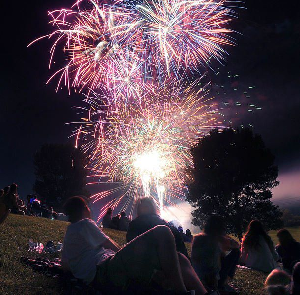 Fourth of July celebrations have evolved in Illinois
