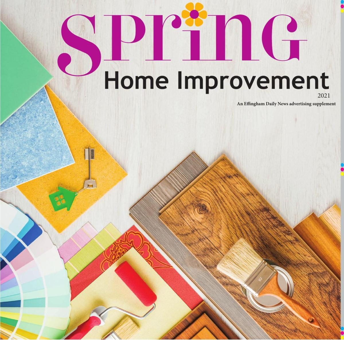 Spring Home Improvement 2021