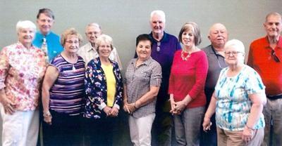 Effingham unit hosts retired teachers conference