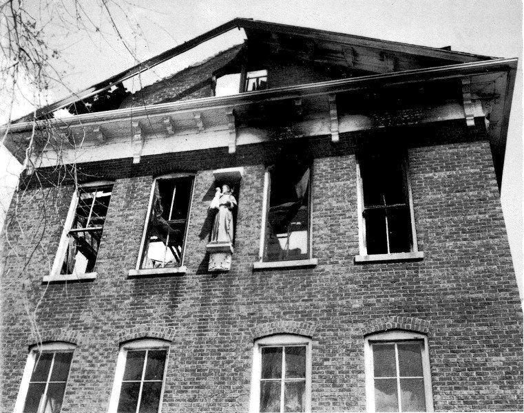 EDN Bicentennial Series: St. Anthony Hospital Fire leaves lasting impressions