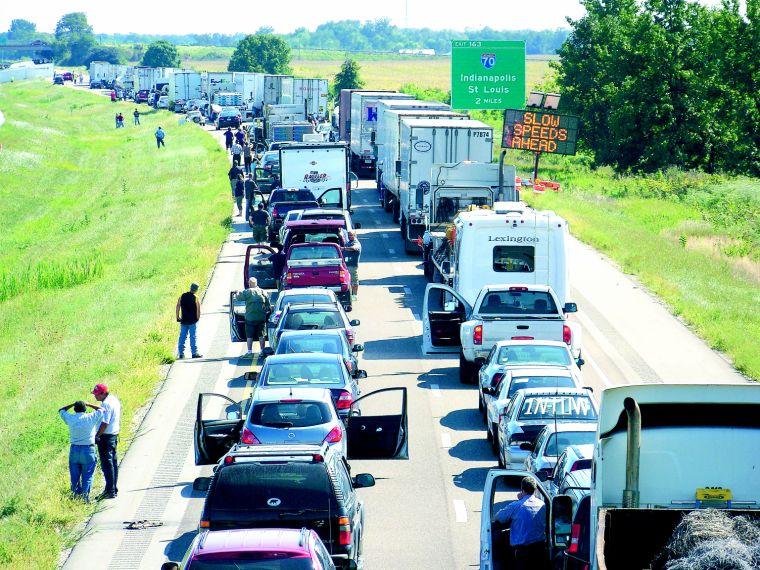 Texas man killed in pickup, semi crash on interstate | Local
