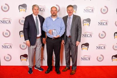 Pals Electric Wins Excellence Award