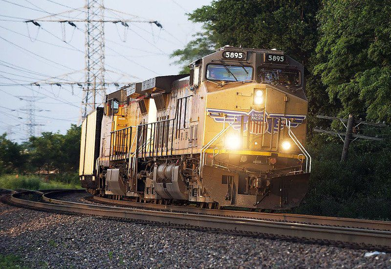 Illinois' long romance with trains endures