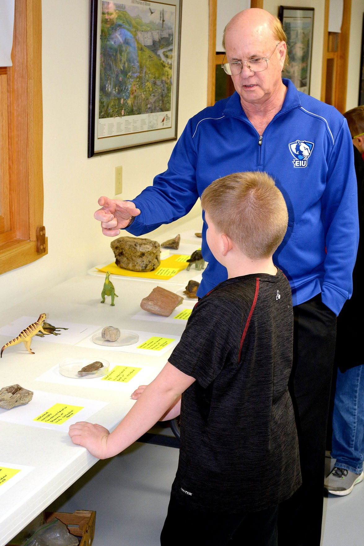 Geology Night explores the prehistoric past