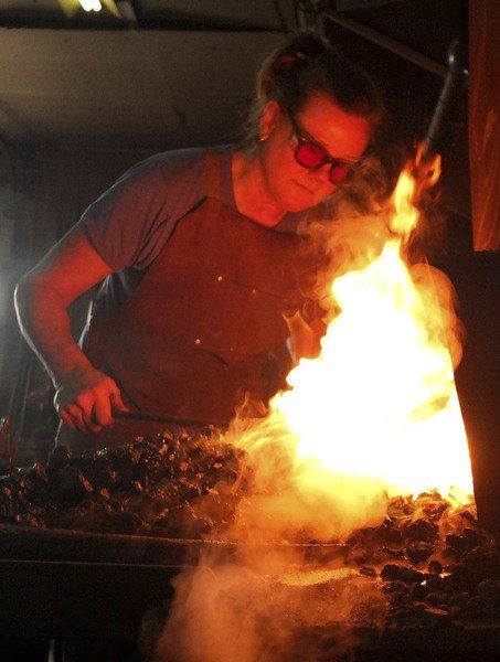 The Blacksmith of Charleston   Local News