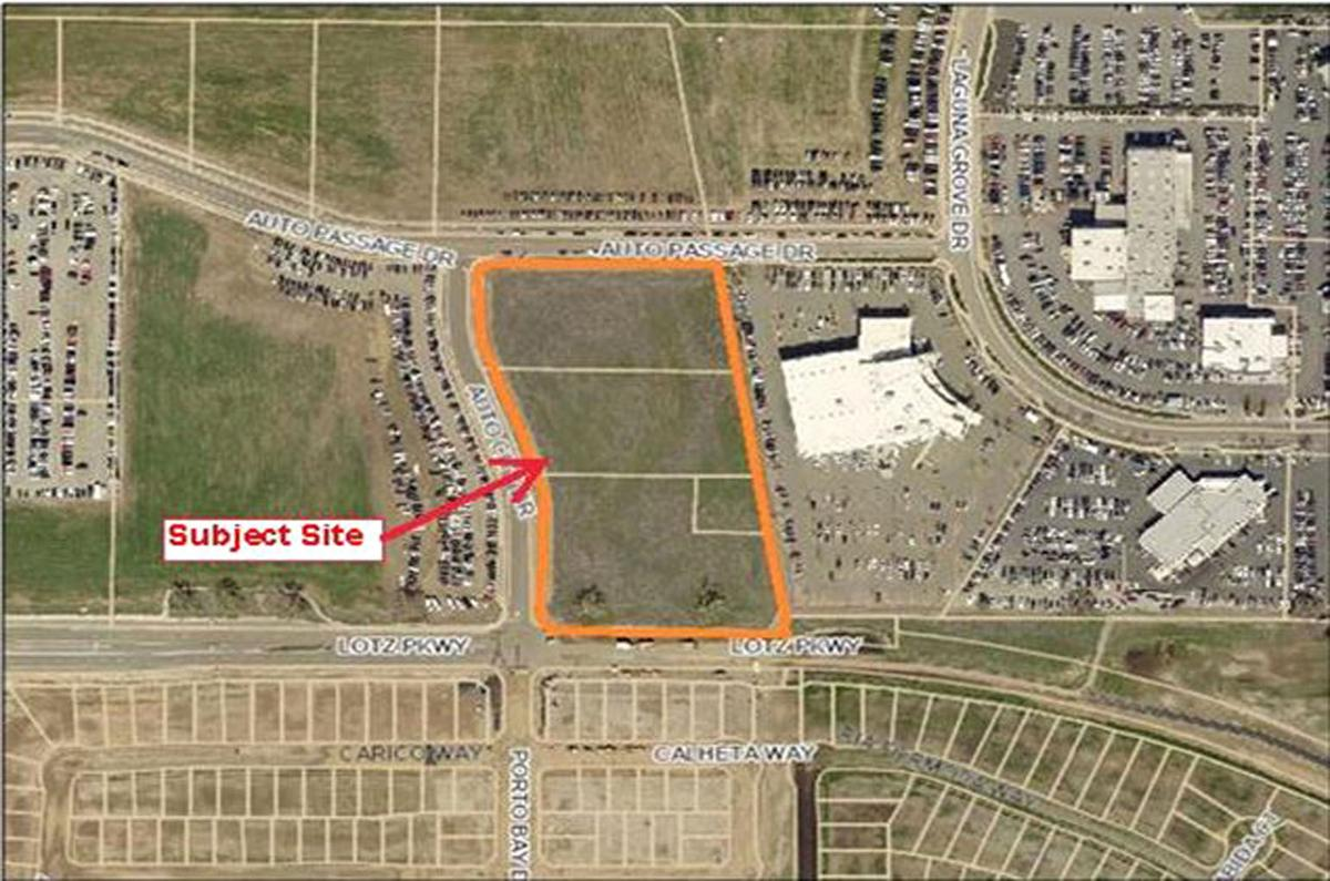 Elk Grove Auto Mall >> Planning Commission Approves Hyundai Showroom At Auto Mall News