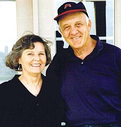 Doyle Randall Taylor and Barbara Ruth Mullen Taylor