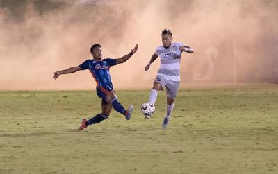 Tulsa Roughnecks FC vs Sacramento Republic FC