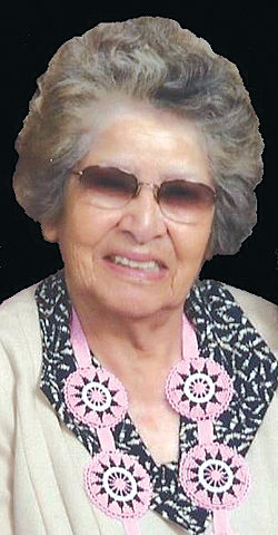 "Dorothy R. Olvera ""Grandma Blue"""